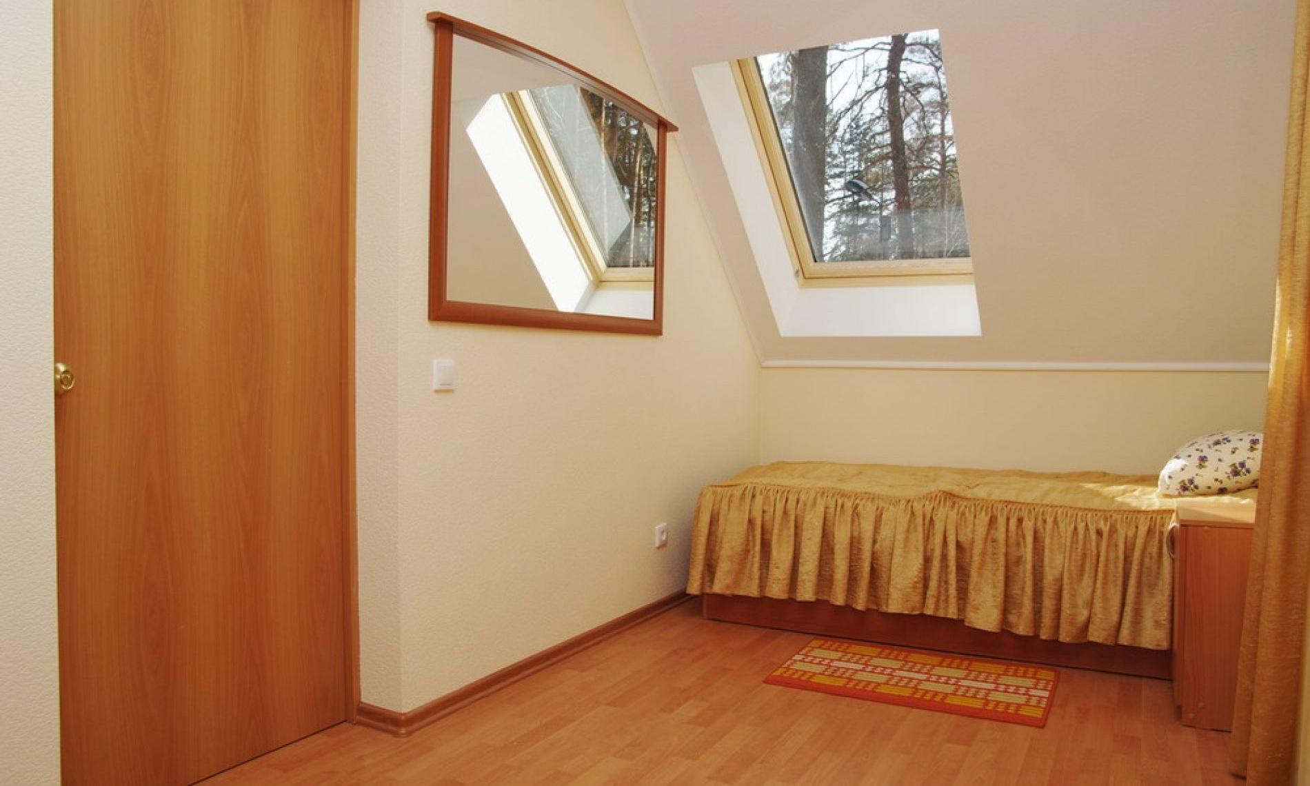 Загородный клуб «Волна» Самарская область 7-местный двухэтажный коттедж, фото 4