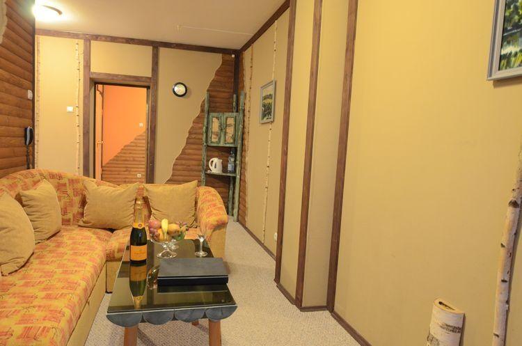 """Загородный отель """"Акварели"""" **** Московская область Делюкс 2-комнатный , фото 4"""
