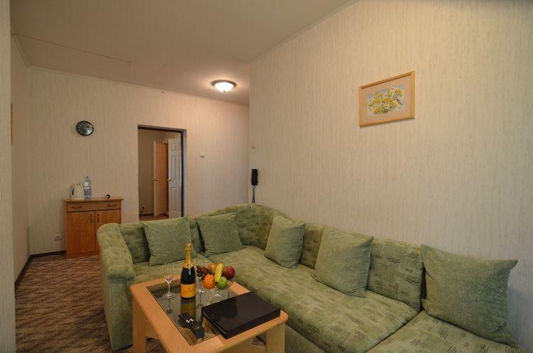 """Загородный отель """"Акварели"""" **** Московская область Номер 3-комнатный, фото 6"""