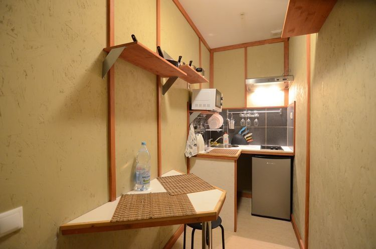 """Загородный отель """"Акварели"""" **** Московская область Апартаменты с кухней """"Киото"""", фото 6"""