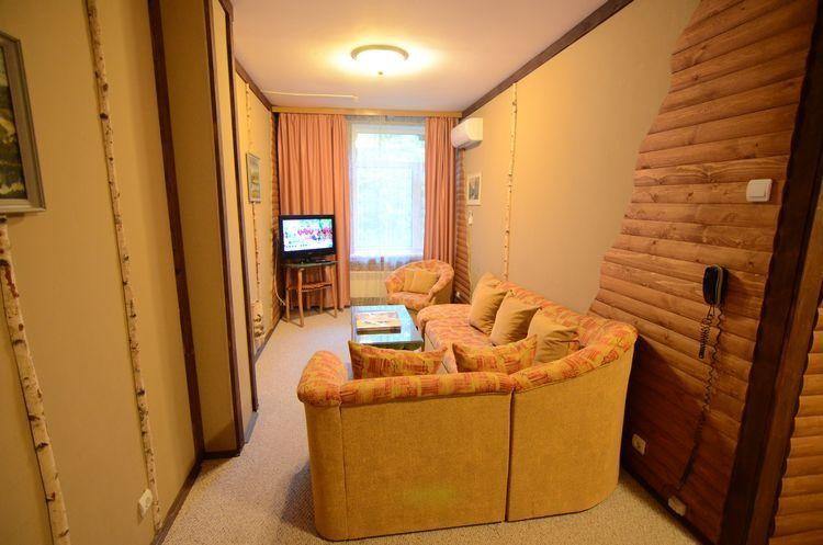 """Загородный отель """"Акварели"""" **** Московская область Делюкс 2-комнатный , фото 5"""