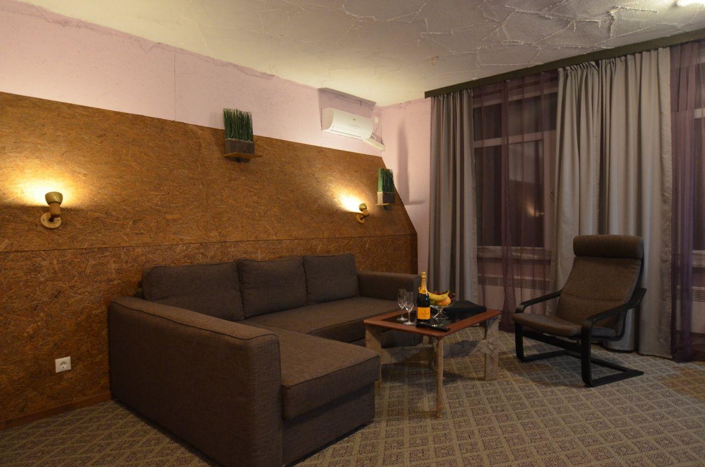 """Загородный отель """"Акварели"""" **** Московская область Делюкс 2-комнатный , фото 9"""
