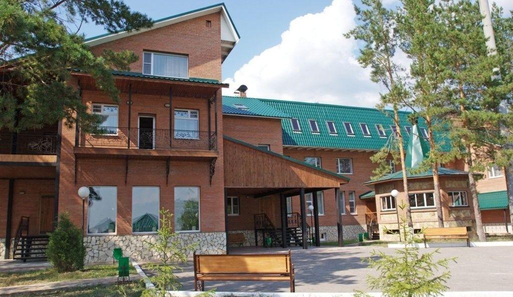 Загородный гостиничный комплекс «Орбита» Самарская область, фото 1