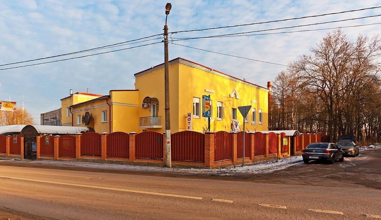 Комплекс отдыха «RedVill Резиденция» Ленинградская область, фото 2
