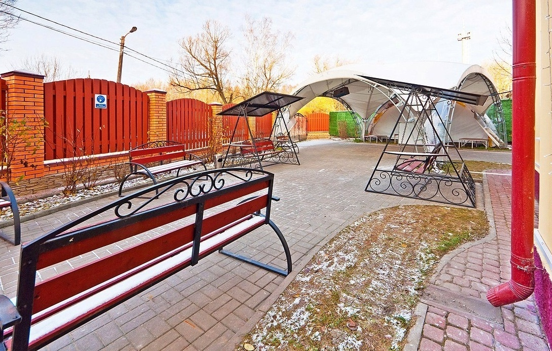 Комплекс отдыха «RedVill Резиденция» Ленинградская область, фото 9