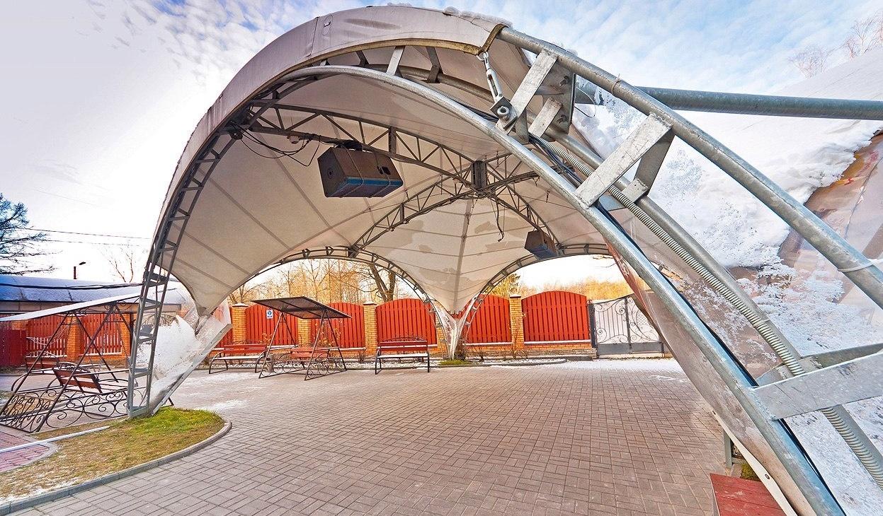 Комплекс отдыха «RedVill Резиденция» Ленинградская область, фото 13