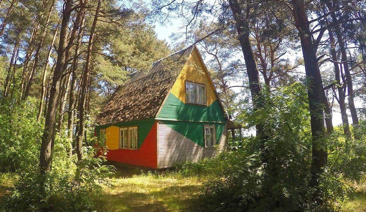 """Турбаза """"Дюны"""" Калининградская область, фото 1"""