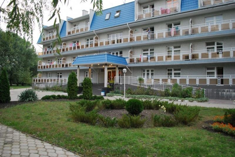 Санаторий «Черноморская зорька» Краснодарский край, фото 13