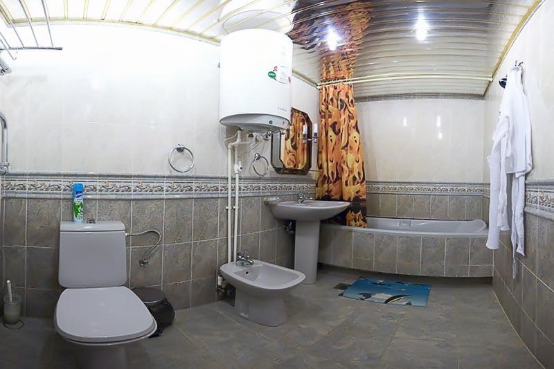 Санаторий «Черноморская зорька» Краснодарский край Люкс 2-комнатный , фото 4