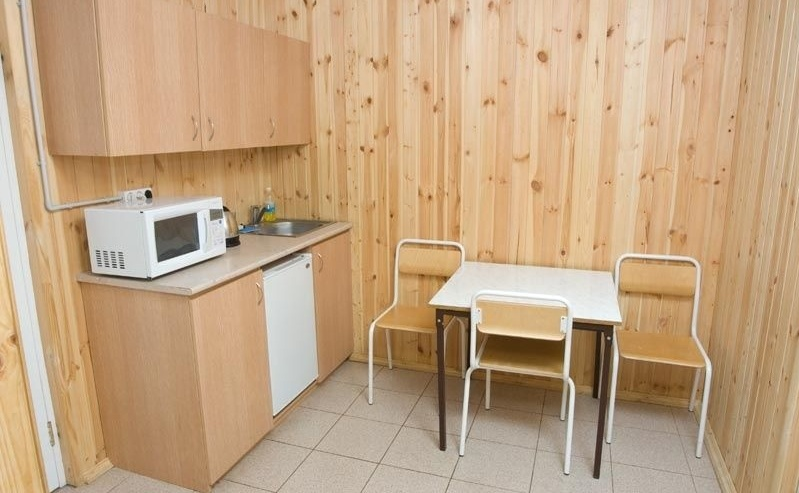 """База отдыха """"Купринка"""" Самарская область Одноэтажный 3-х местный дом (1/2 дома), фото 3"""