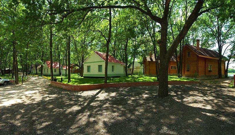 """База отдыха """"Купринка"""" Самарская область, фото 1"""