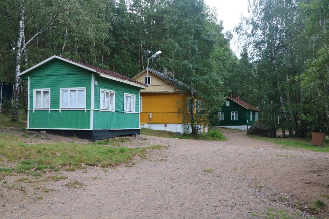 База отдыха «Манола» Ленинградская область, фото 6