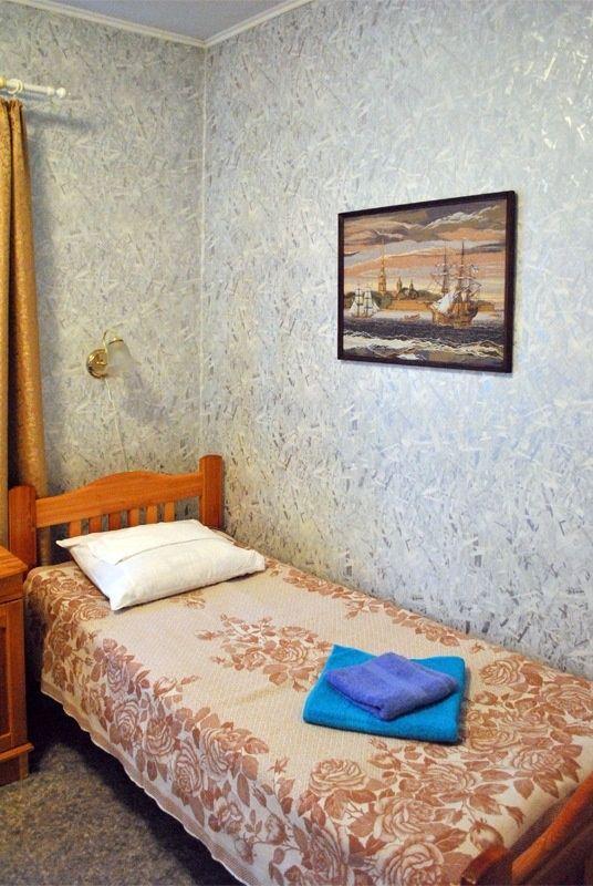База отдыха «Манола» Ленинградская область Номер «Стандарт», фото 1