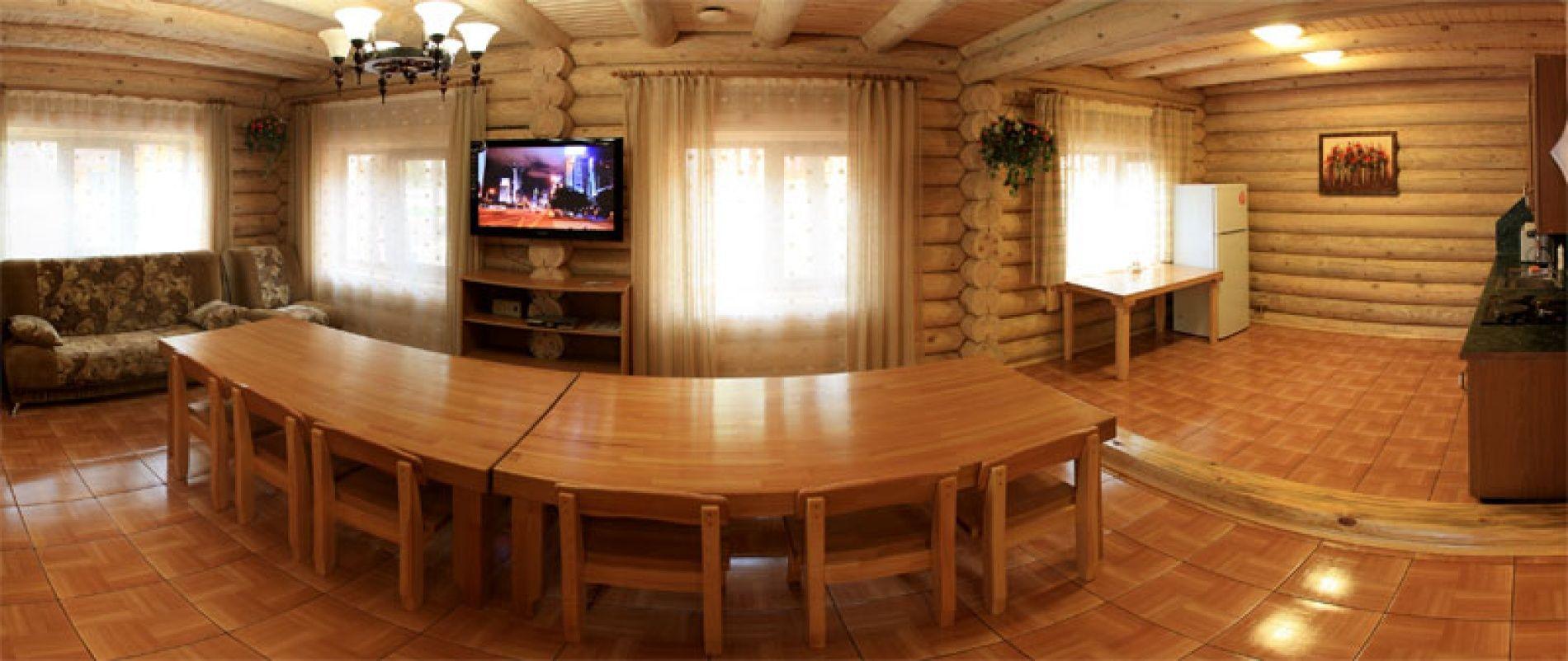 """База отдыха """"Медик"""" Самарская область Двухэтажный коттедж S=190м2, фото 1"""