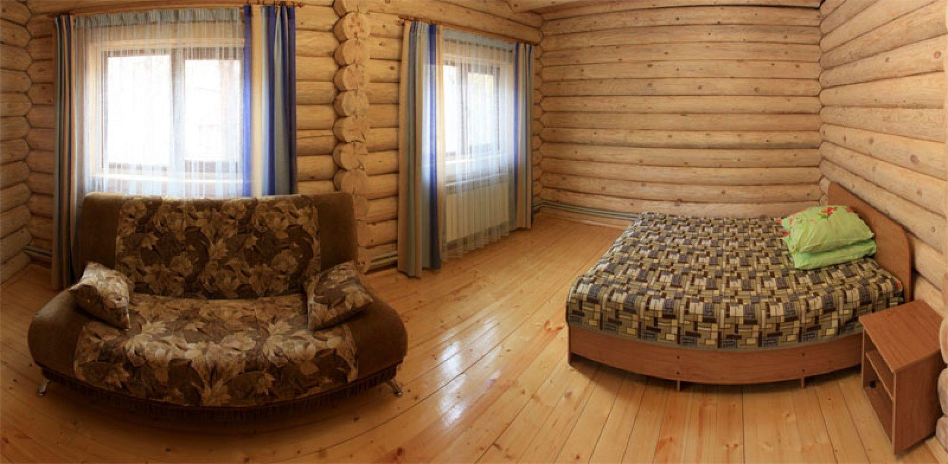 """База отдыха """"Медик"""" Самарская область Двухэтажный коттедж S=240м2, фото 3"""