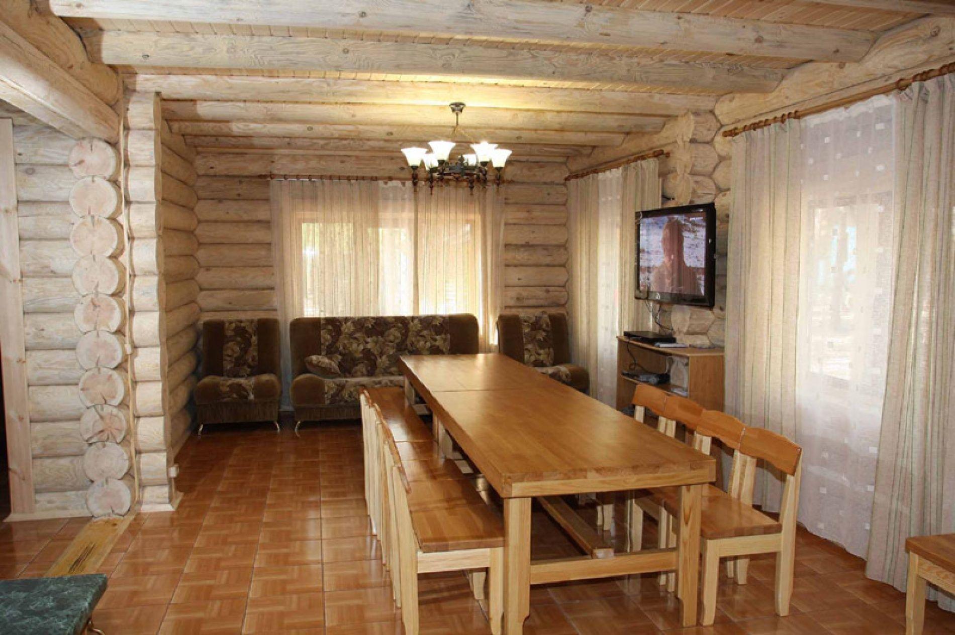 """База отдыха """"Медик"""" Самарская область Двухэтажный коттедж S=190м2, фото 7"""