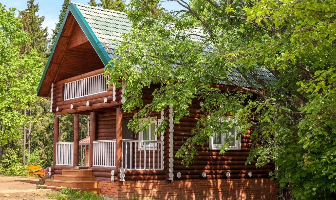 Туристический комплекс «Камские дали» Удмуртская Республика, фото 2