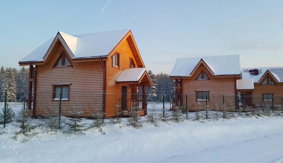 База отдыха «Петрушинский хутор» Ленинградская область, фото 1