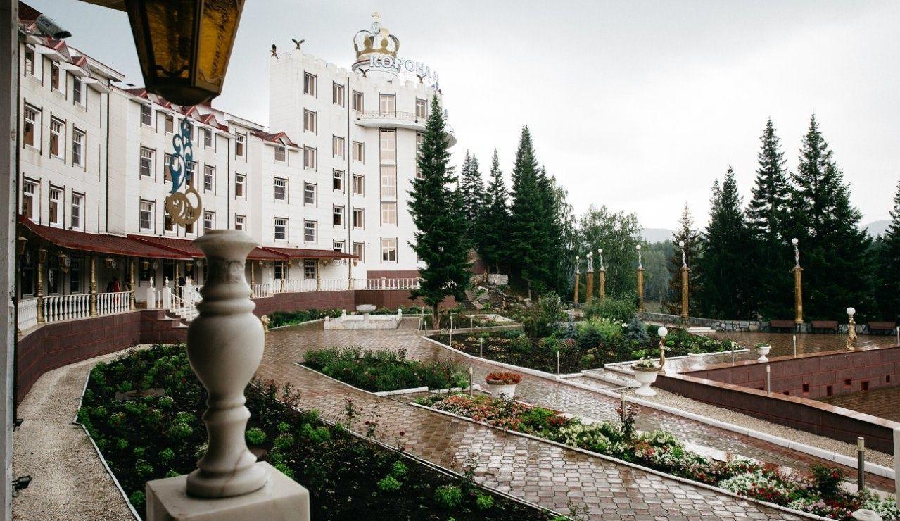 "Гостиница ""Корона Алтая"" Алтайский край, фото 1"