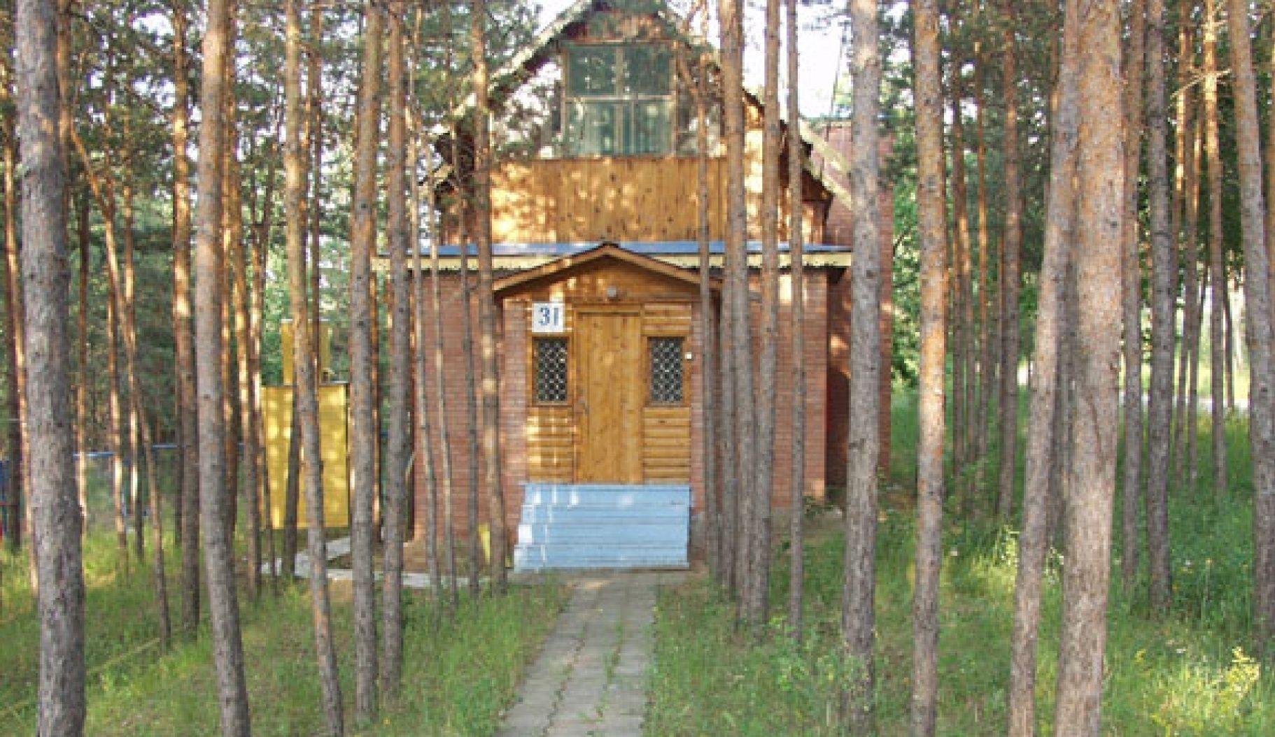 """Природно-оздоровительная база отдыха """"Радуга"""" Самарская область, фото 1"""
