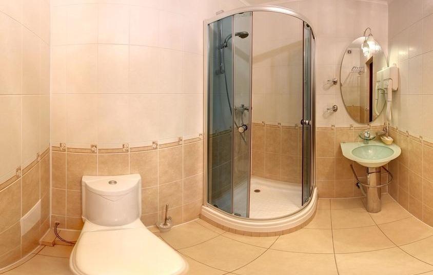 Отель «Голицын клуб» Московская область Номер «Комфорт» с двумя кроватями, фото 4