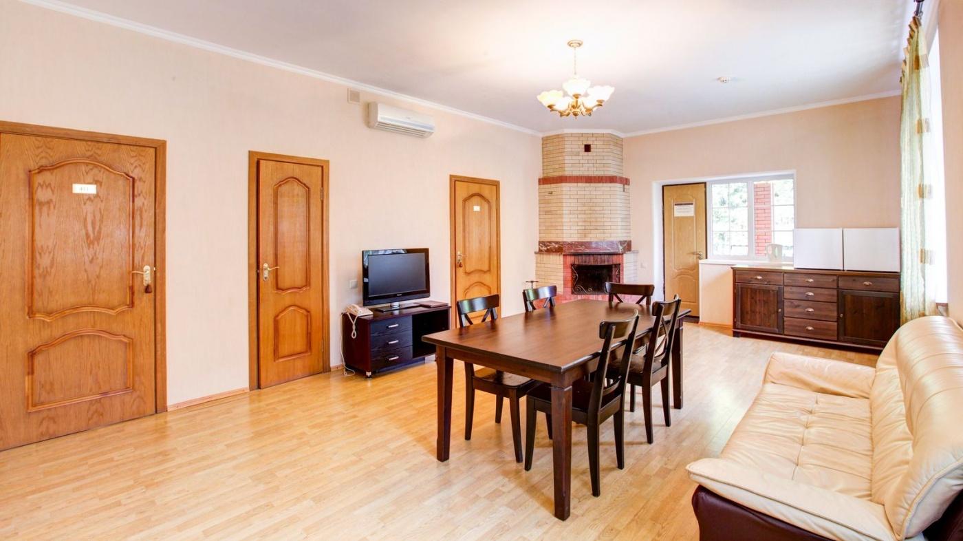 Отель «Голицын клуб» Московская область Коттедж, фото 7
