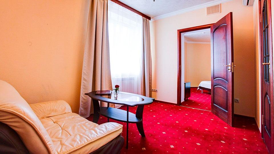 Отель «Голицын клуб» Московская область Номер «Полулюкс», фото 5