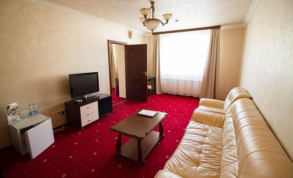 Отель «Голицын клуб» Московская область Номер «Люкс», фото 6