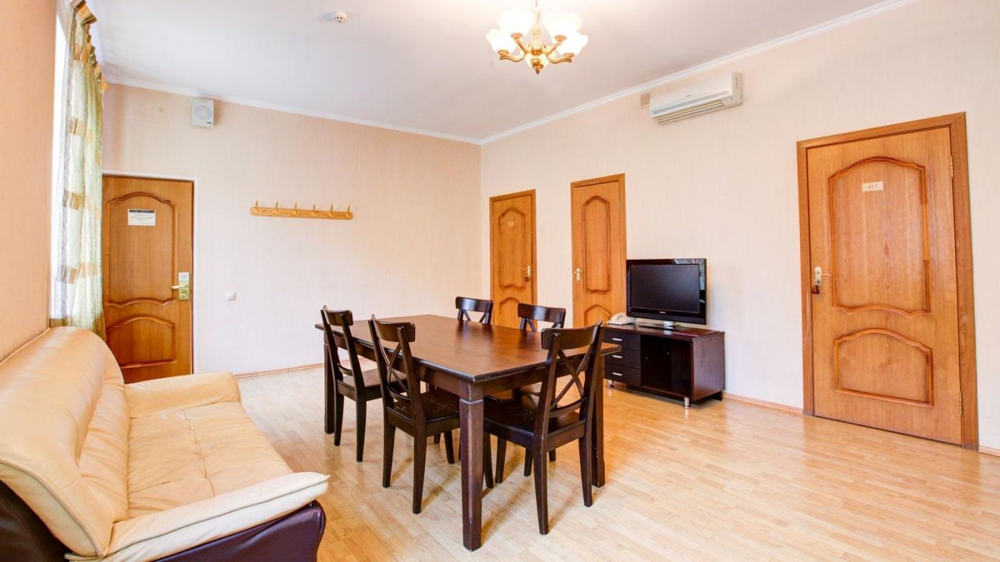 Отель «Голицын клуб» Московская область Коттедж, фото 8