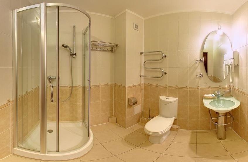 Отель «Голицын клуб» Московская область Номер «Люкс», фото 8