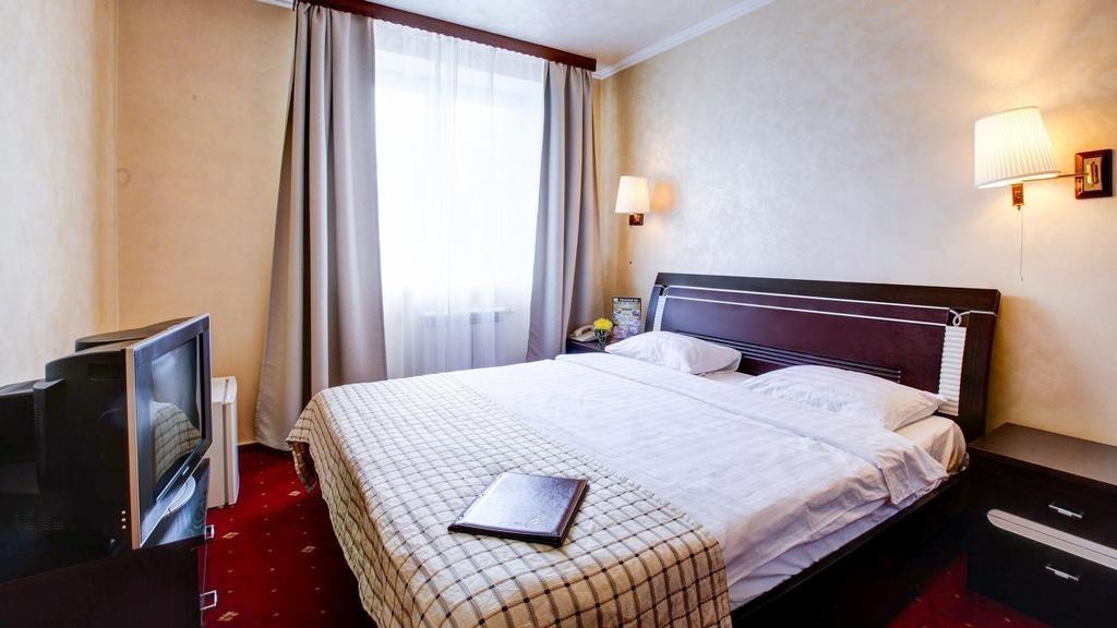 Отель «Голицын клуб» Московская область Стандартный 2-местный номер с одной кроватью, фото 3