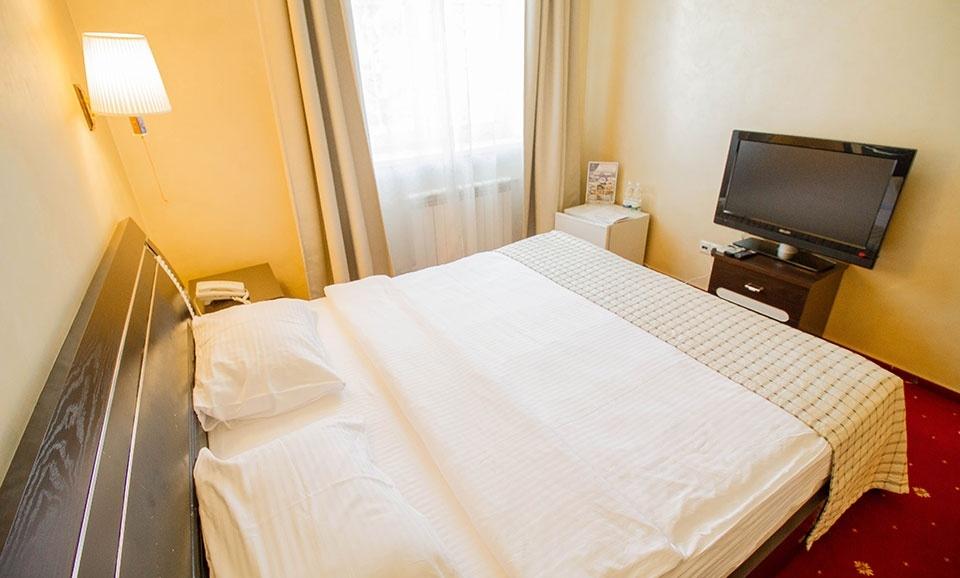 Отель «Голицын клуб» Московская область Стандартный 2-местный номер с одной кроватью, фото 2