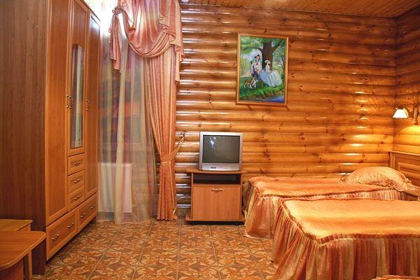 """Загородный отель """"Старый двор"""" Владимирская область Полулюкс 3-х местный, фото 2"""