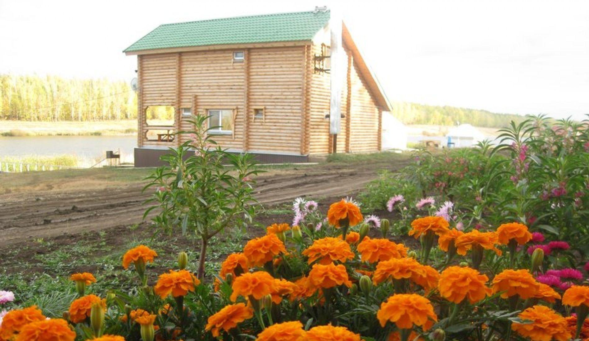 """База отдыха """"Три озера"""" Самарская область, фото 15"""