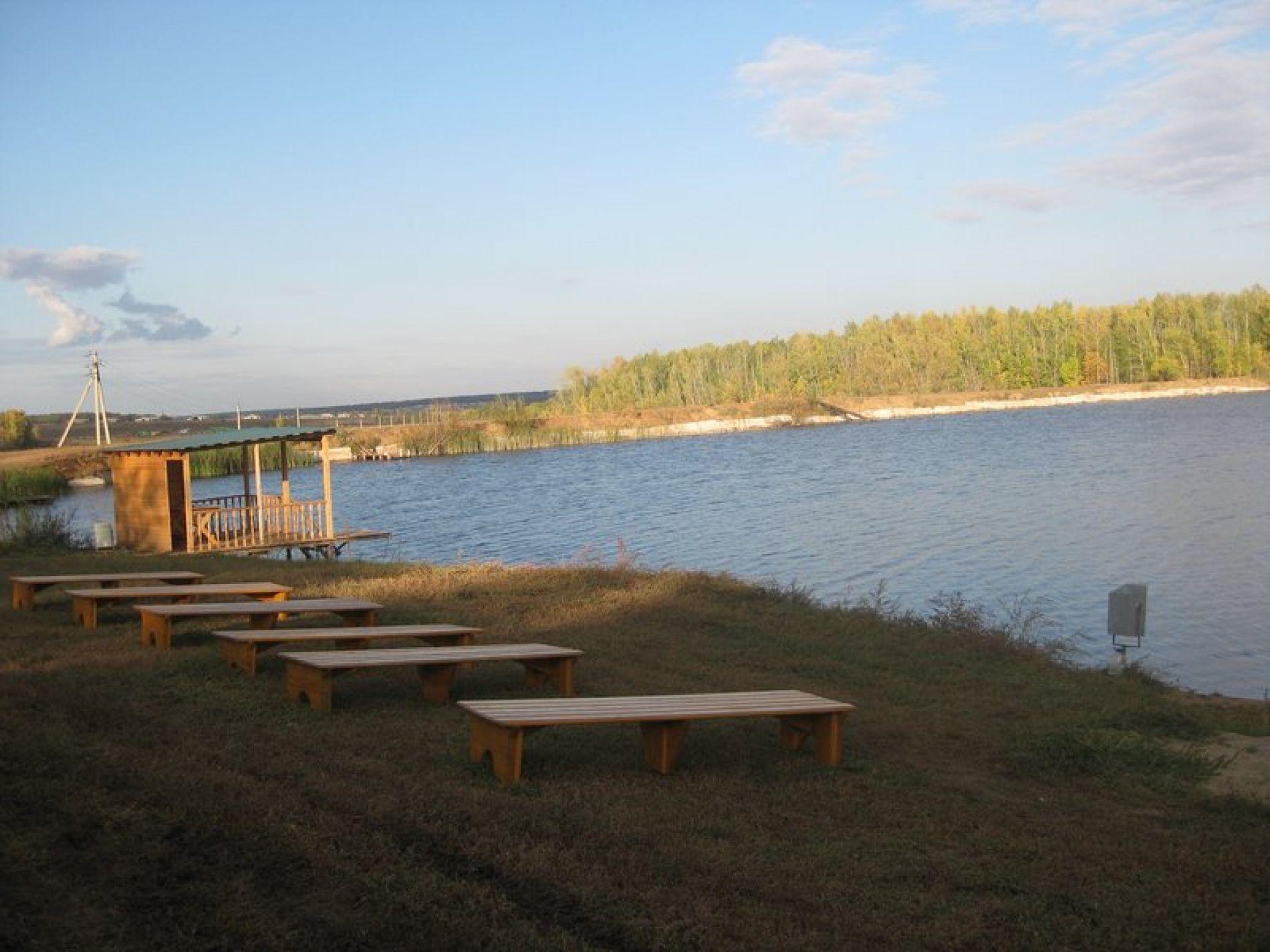 """База отдыха """"Три озера"""" Самарская область, фото 18"""