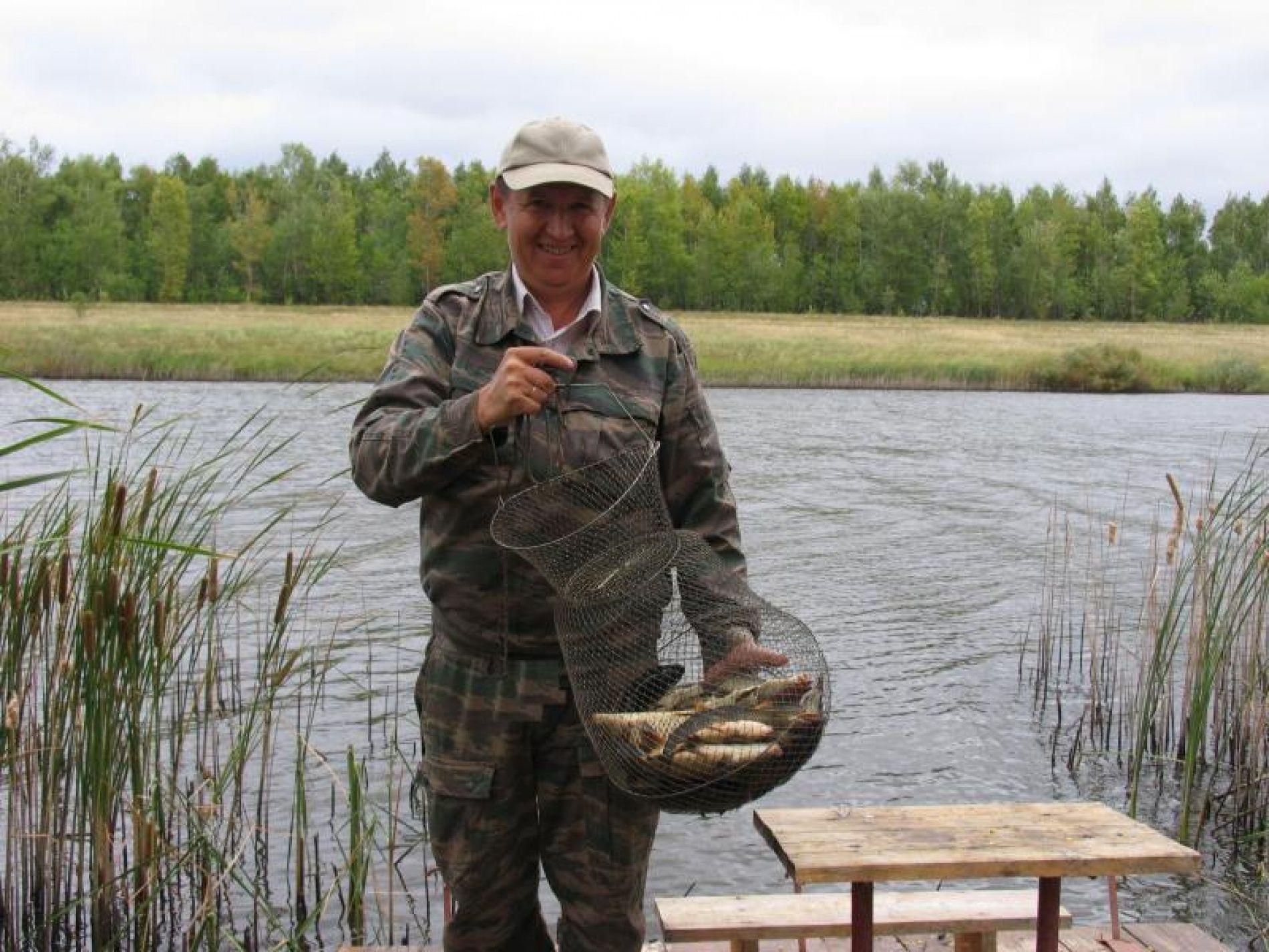 """База отдыха """"Три озера"""" Самарская область, фото 27"""