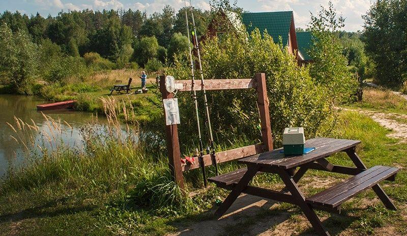 Рыболовная база «Литвиново» Московская область, фото 10