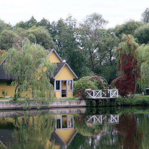 """Парк-отель """"Белые Аллеи"""" Московская область Малый коттедж с тремя спальнями, фото 2"""