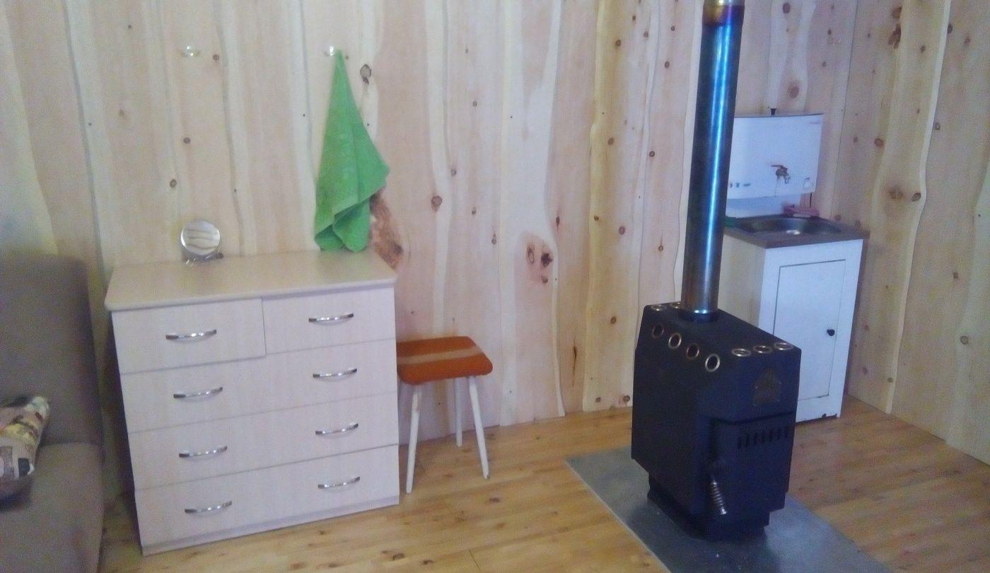 Гостевой дом «Берлога» Красноярский край Маленький домик, фото 2