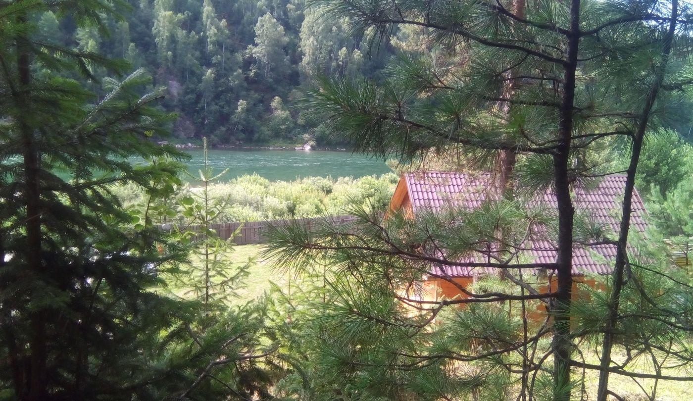 База отдыха «Берлога» Красноярский край Большой домик, фото 1