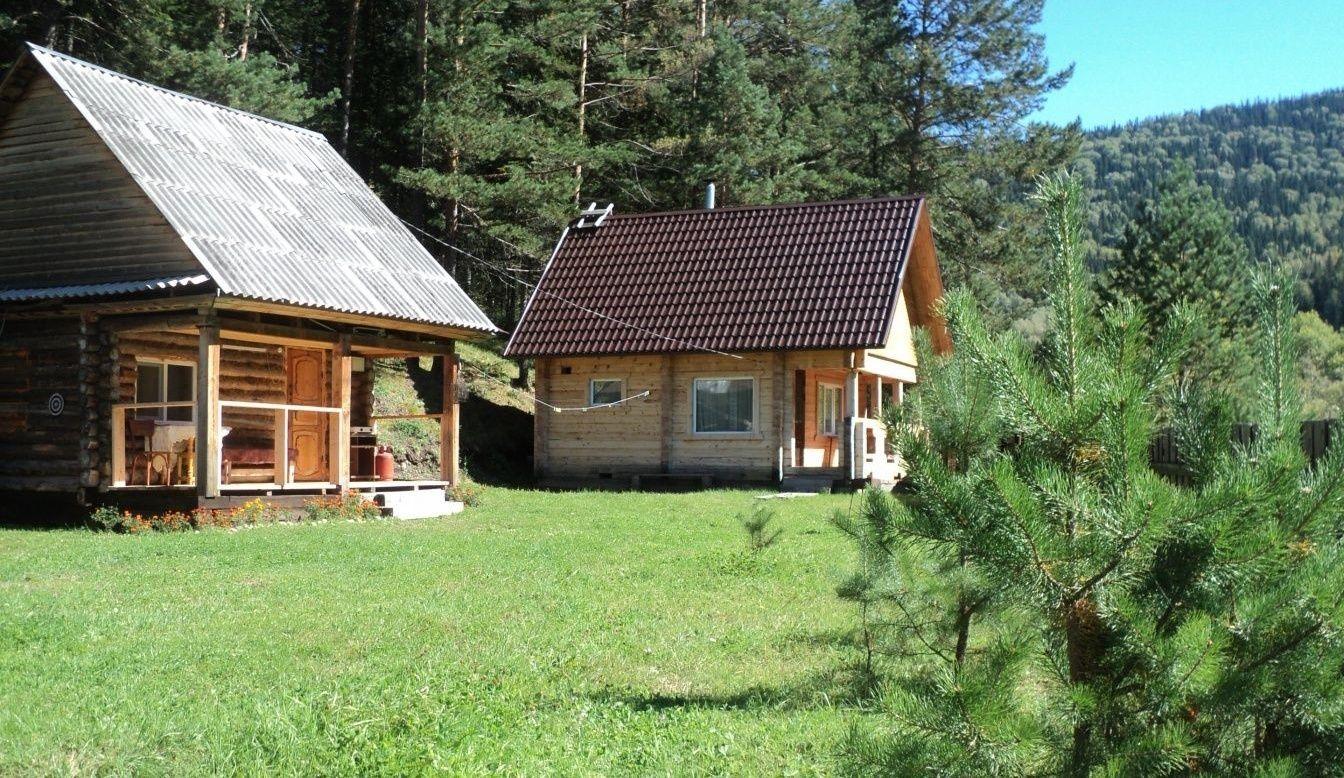 Гостевой дом «Берлога» Красноярский край, фото 1