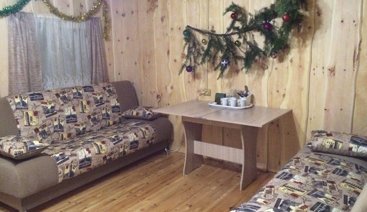 База отдыха «Берлога» Красноярский край Маленький домик, фото 1