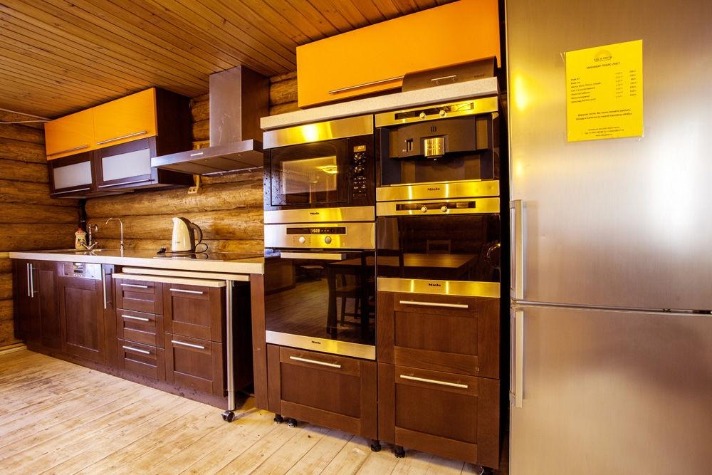 Семейный экоклуб «Еду в гости» Московская область Большой коттедж с сауной и кухней, фото 1