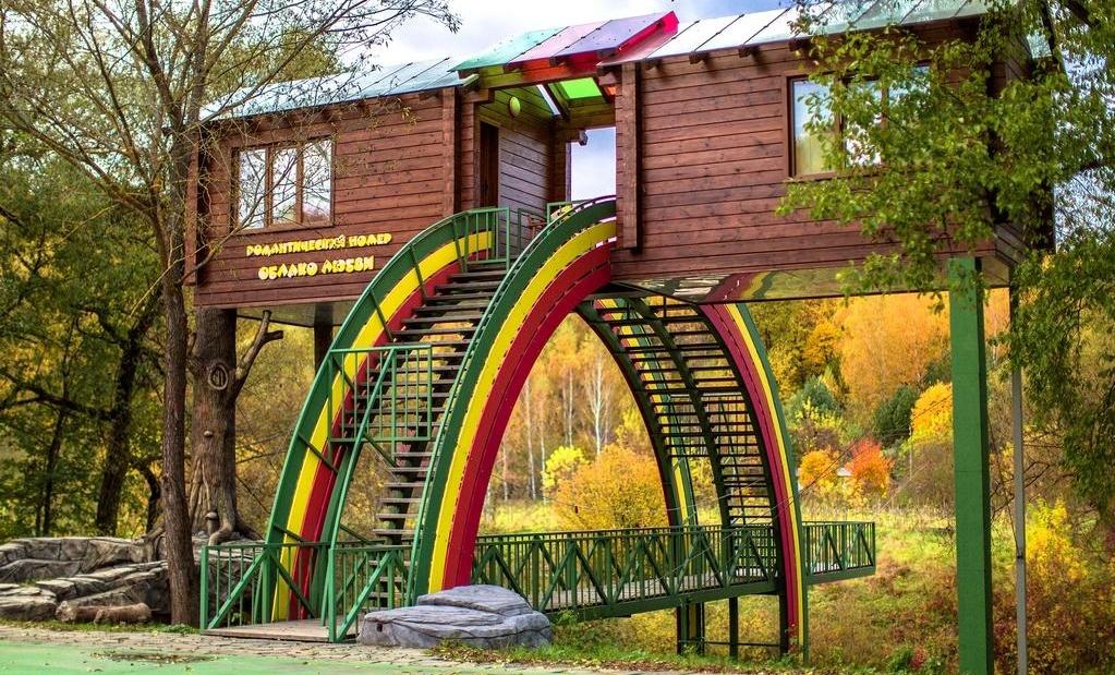 Центр отдыха «Берхино» Московская область, фото 7