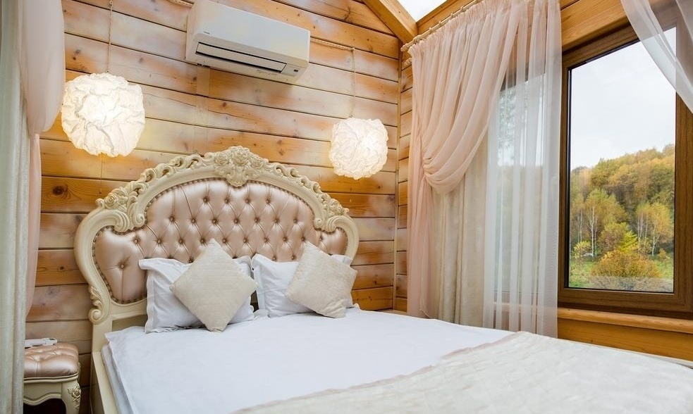 Центр отдыха «Берхино» Московская область Дом на радуге («Облако любви»), фото 2