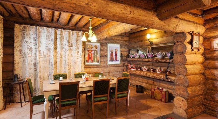 """Шале-отель """"Таежные бани"""" Московская область Улучшенное шале для шести гостей, фото 2"""
