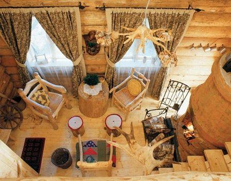 """Шале-отель """"Таежные бани"""" Московская область Шале для двух гостей, фото 3"""