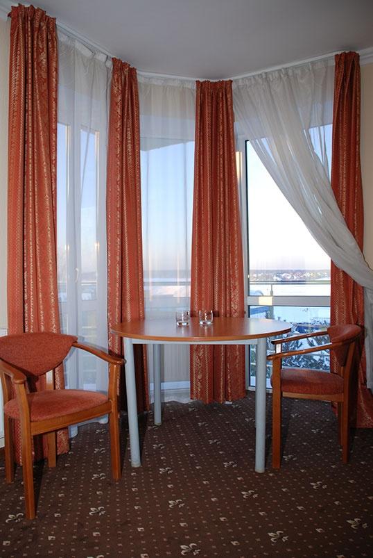 Отель Яхт-клуб «Новый Берег» Московская область «Люкс», фото 6