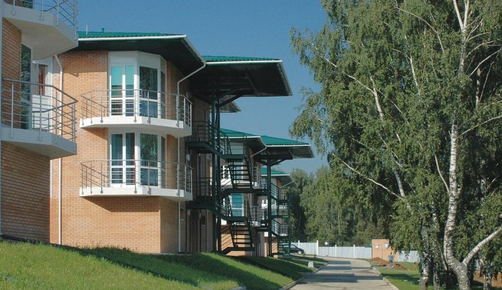 Отель Яхт-клуб «Новый Берег» Московская область, фото 1