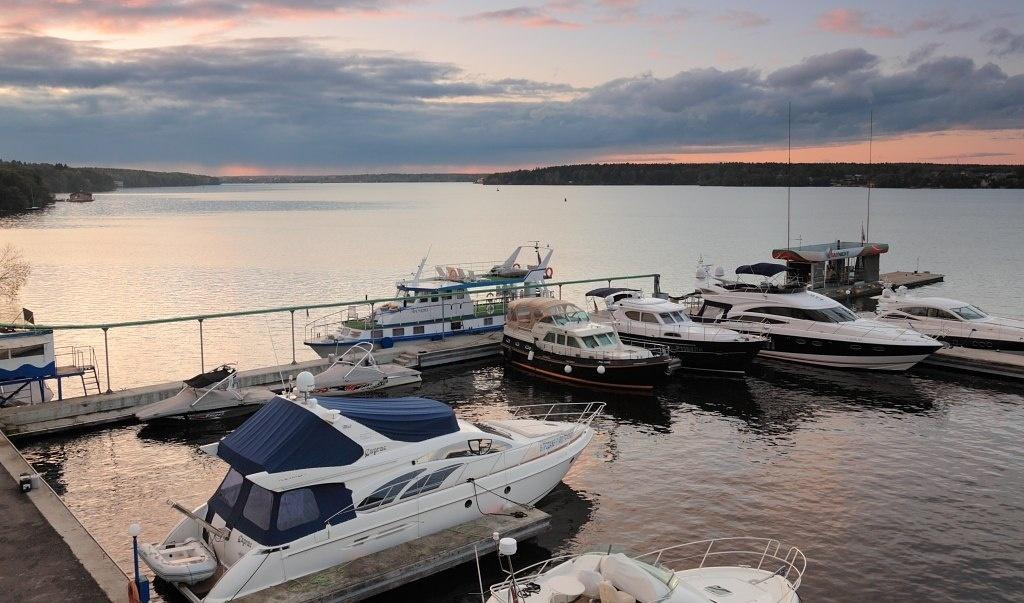 Отель Яхт-клуб «Новый Берег» Московская область, фото 6